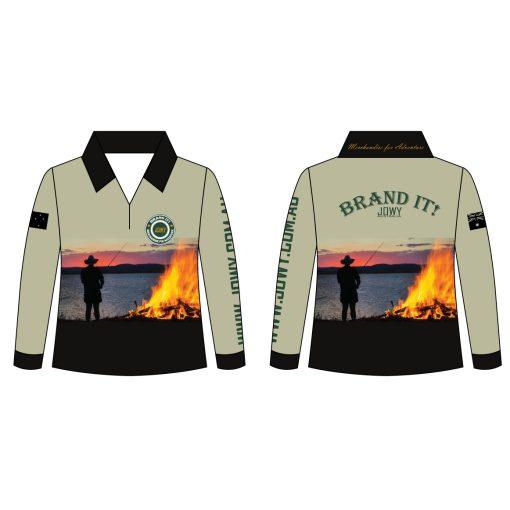 Clothing - Personalised Promotional Fishing Clothing   JOWY Australia